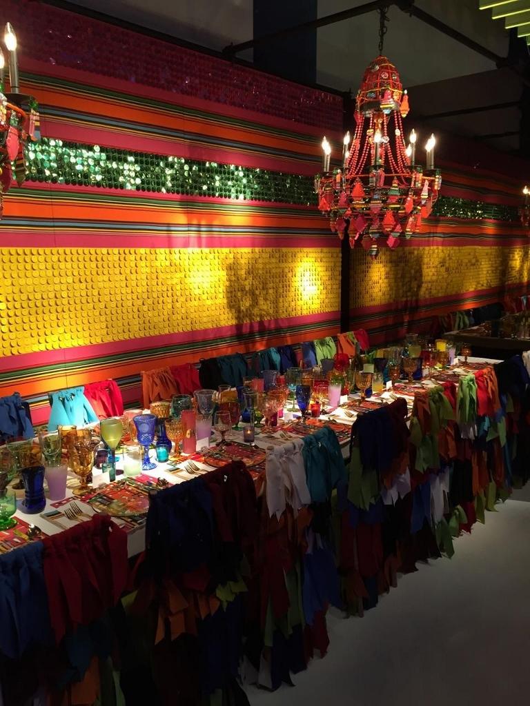 SolaRay Restaurant Install